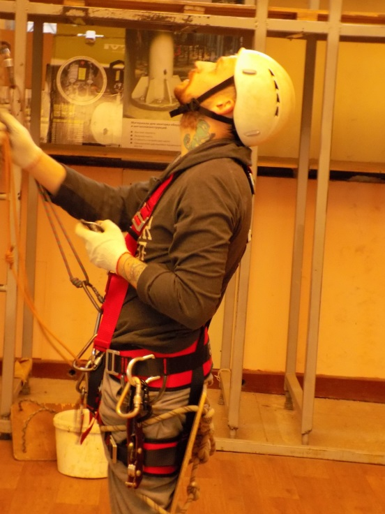 MIPK&PK and BNTU Invite You to Rope Access Training Courses
